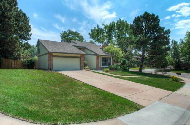 7515 S Xanthia Place, Centennial, CO 80112 (#4079829) :: The Pete Cook Home Group