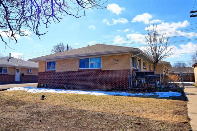 12800 E 13th Place, Aurora, CO 80011 (#4080324) :: The Peak Properties Group