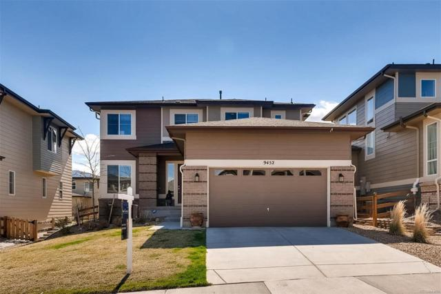 9452 Kendrick Way, Arvada, CO 80007 (#4080970) :: James Crocker Team