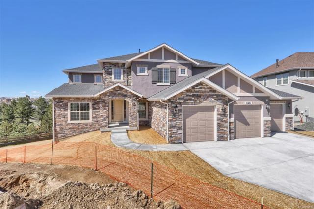 11601 Petina Point, Parker, CO 80138 (#4081014) :: The Griffith Home Team