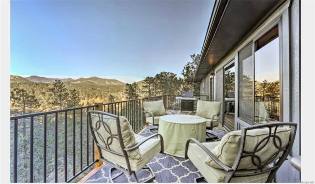 4461 Independence Trail, Evergreen, CO 80439 (#4081249) :: The Peak Properties Group