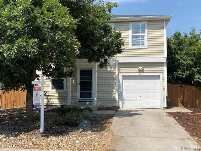 1247 Bluejay Avenue, Brighton, CO 80601 (#4081336) :: Wisdom Real Estate