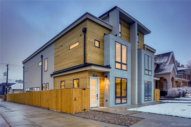53 S Harrison Street, Denver, CO 80209 (#4081668) :: Hudson Stonegate Team