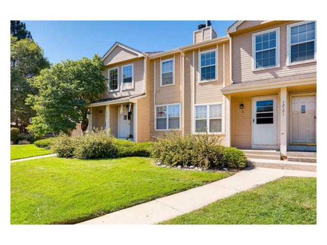 12191 Bannock Street C, Westminster, CO 80234 (MLS #4081814) :: 8z Real Estate