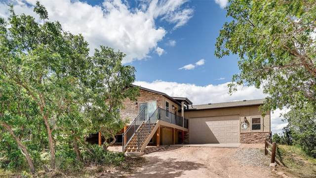 2730 Chennault Road, Monument, CO 80132 (MLS #4082025) :: 8z Real Estate