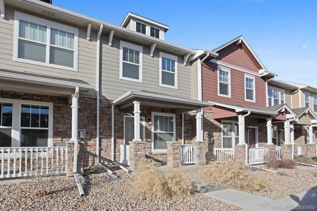 13756 Garfield Street C, Thornton, CO 80602 (#4082347) :: iHomes Colorado