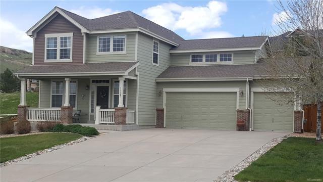 1125 Halfmoon Drive, Castle Rock, CO 80104 (#4082378) :: House Hunters Colorado