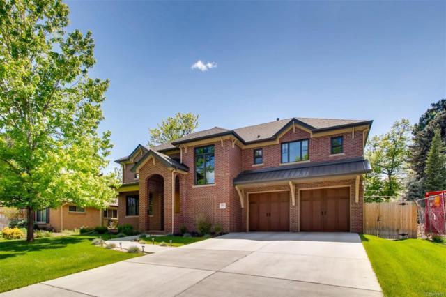 145 Krameria Street, Denver, CO 80220 (MLS #4082942) :: Kittle Real Estate