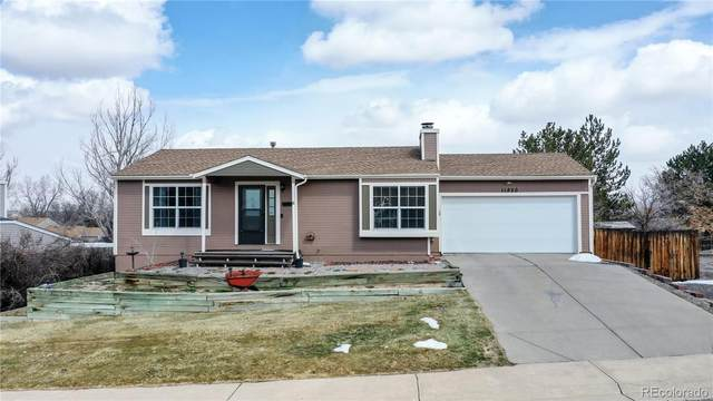 11820 Briarwood Drive, Thornton, CO 80233 (MLS #4083214) :: The Sam Biller Home Team