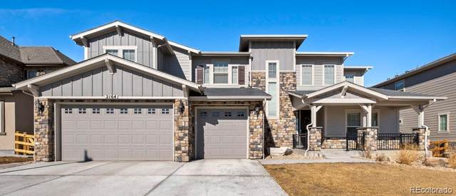 2164 Fountain Circle, Erie, CO 80516 (#4083306) :: The Dixon Group