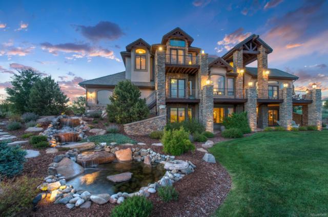 4981 Raintree Circle, Parker, CO 80134 (#4083958) :: Colorado Home Realty
