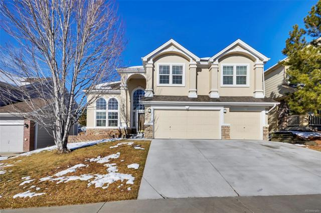 22419 Quail Run Lane, Parker, CO 80138 (#4084019) :: The City and Mountains Group