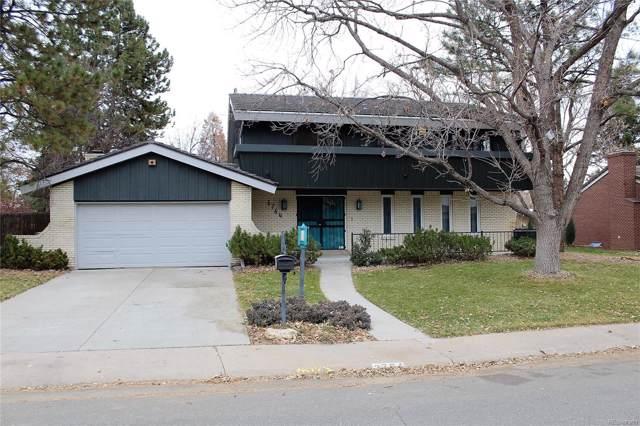 3764 S Niagara Way, Denver, CO 80237 (#4084041) :: True Performance Real Estate
