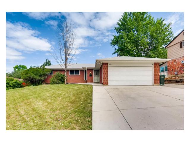 6971 S Uinta Street, Centennial, CO 80112 (MLS #4084256) :: 8z Real Estate