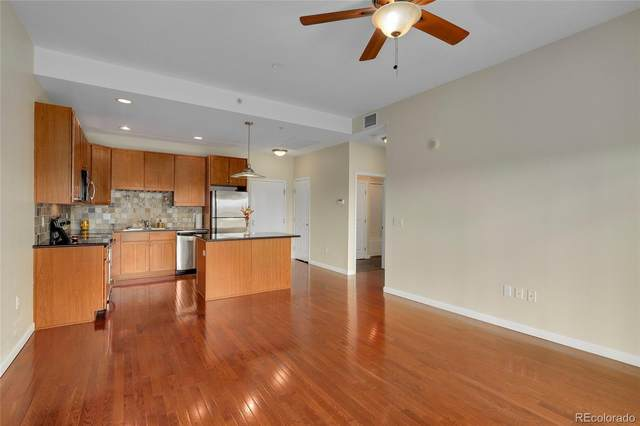 1950 N Logan Street #707, Denver, CO 80203 (MLS #4085338) :: 8z Real Estate