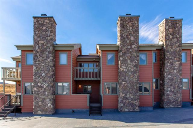 35 Promontory Drive #11, Granby, CO 80446 (#4085991) :: The Heyl Group at Keller Williams