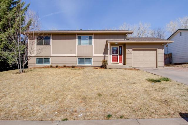 7470 Woodstock Street, Colorado Springs, CO 80911 (#4086028) :: The Peak Properties Group