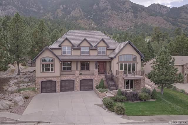 374 Irvington Court, Colorado Springs, CO 80906 (#4086146) :: Mile High Luxury Real Estate