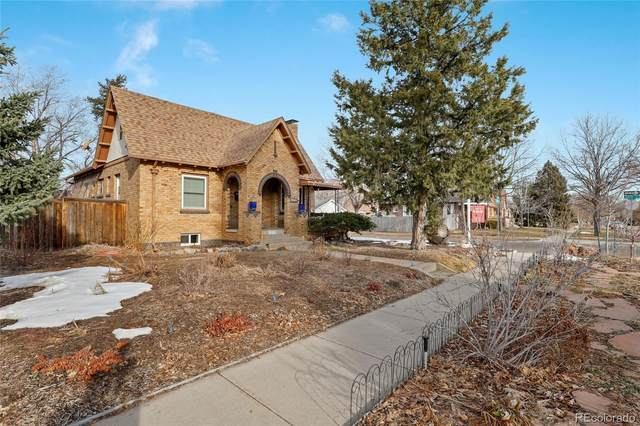 1393 Hudson Street, Denver, CO 80220 (#4086555) :: Wisdom Real Estate