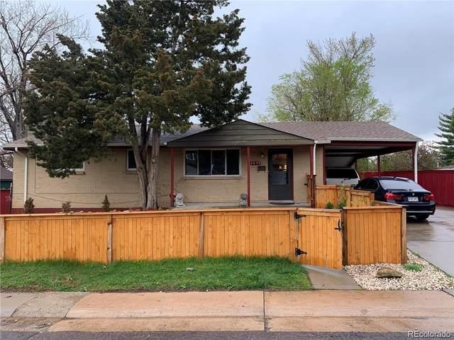 4090 W Wagon Trail Drive, Littleton, CO 80123 (#4086556) :: Symbio Denver