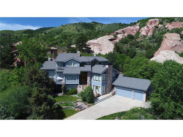 16760 Wild Plum Circle, Morrison, CO 80465 (MLS #4086834) :: 8z Real Estate