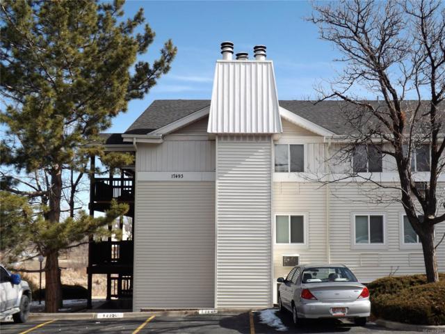 17493 E Mansfield Avenue 1222L, Aurora, CO 80013 (#4087084) :: Wisdom Real Estate