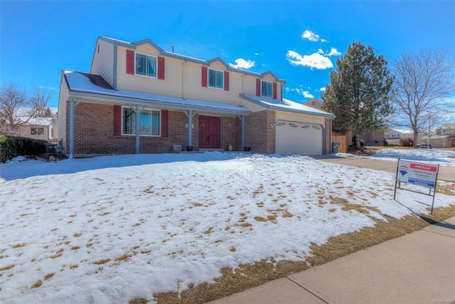 9888 W Roxbury Place, Littleton, CO 80128 (#4087425) :: The DeGrood Team