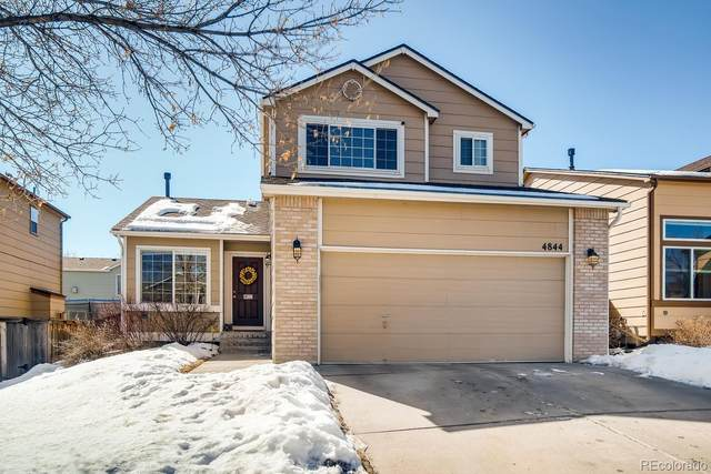 4844 Apollo Bay Drive, Highlands Ranch, CO 80130 (#4087612) :: The Dixon Group