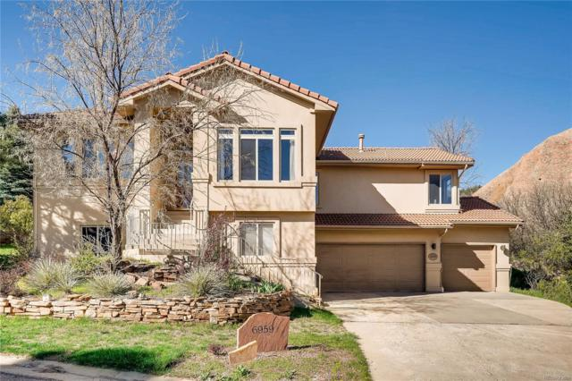 6959 Fairway Vistas Road, Littleton, CO 80125 (#4087652) :: The Healey Group