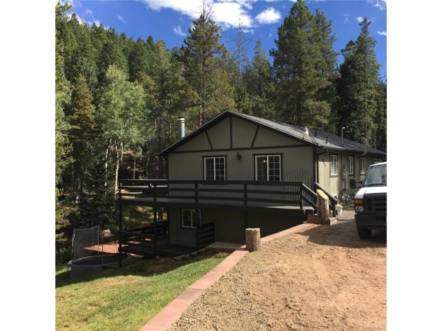 9048 Black Mountain Drive, Conifer, CO 80433 (MLS #4087662) :: 8z Real Estate