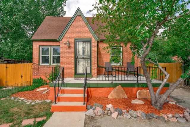 1351 Brentwood Street, Lakewood, CO 80214 (#4088119) :: The DeGrood Team