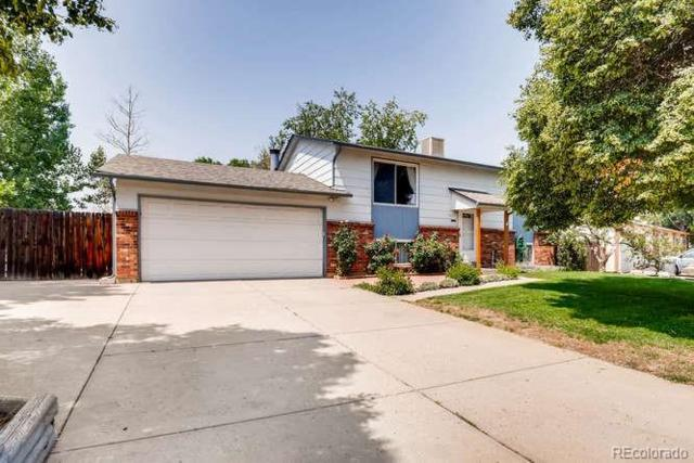 3035 S Idalia Street, Aurora, CO 80013 (#4088315) :: The HomeSmiths Team - Keller Williams