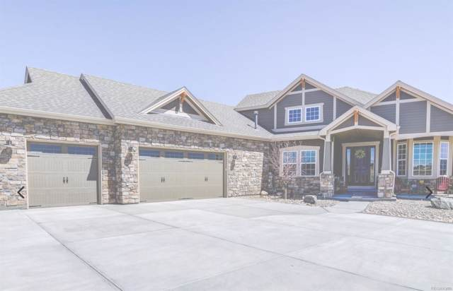 31960 Whittaker Circle, Elizabeth, CO 80107 (#4088800) :: The DeGrood Team