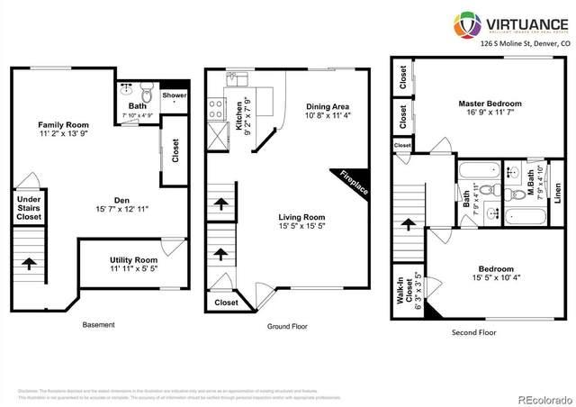 126 S Moline Street, Aurora, CO 80012 (#4088935) :: Wisdom Real Estate