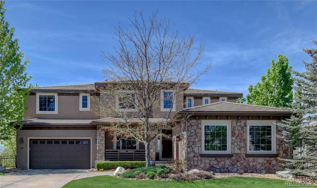 2972 Rockbridge Drive, Highlands Ranch, CO 80129 (#4089186) :: The Heyl Group at Keller Williams