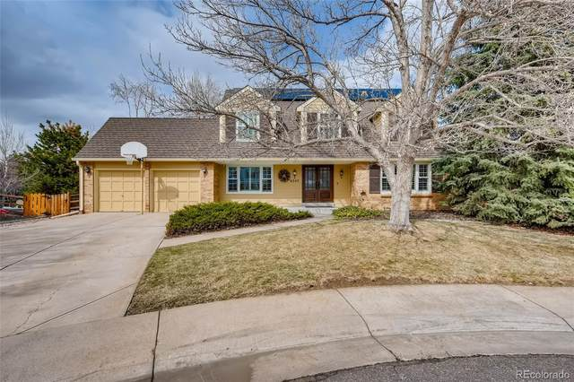 6247 E Long Place, Centennial, CO 80112 (MLS #4089513) :: 8z Real Estate