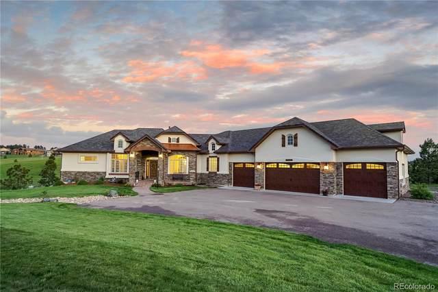 3639 Blue Heron Spring Lane, Colorado Springs, CO 80908 (MLS #4089868) :: 8z Real Estate