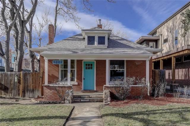 4415 Stuart Street, Denver, CO 80212 (#4089946) :: RazrGroup