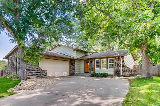 10866 W 66th Avenue, Arvada, CO 80004 (#4090114) :: The Gilbert Group