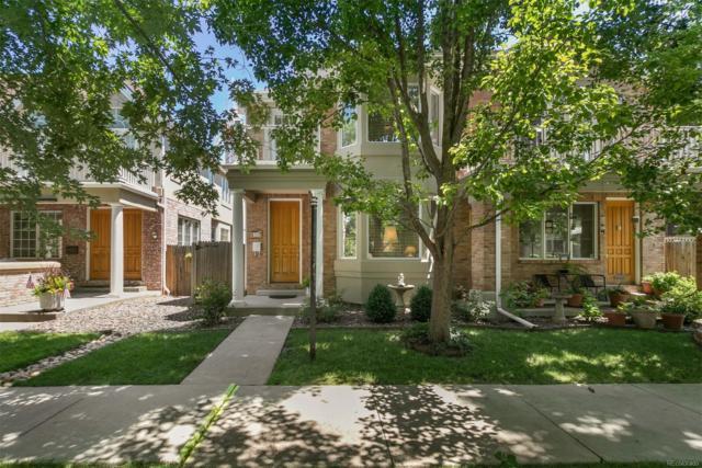 140 S Jackson Street, Denver, CO 80209 (#4090520) :: Bring Home Denver