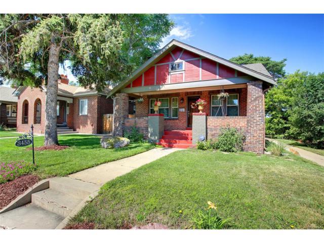 3455 N York Street, Denver, CO 80205 (MLS #4090731) :: 8z Real Estate