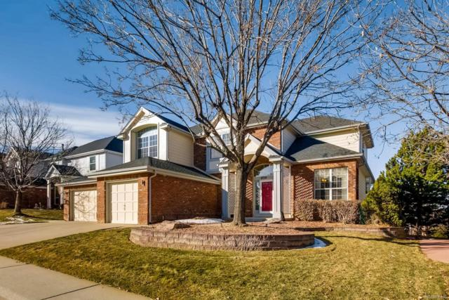8759 Forrest Drive, Highlands Ranch, CO 80126 (#4091125) :: The Dixon Group
