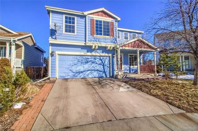 9253 E Missouri Avenue, Denver, CO 80247 (#4091765) :: The HomeSmiths Team - Keller Williams