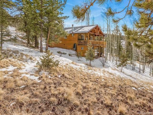 219 Troy Drive, Cripple Creek, CO 80813 (MLS #4091904) :: 8z Real Estate