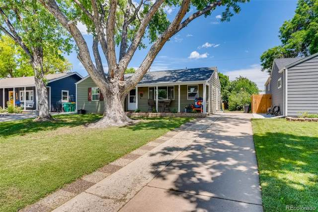 3260 S Galapago Street, Englewood, CO 80110 (#4092230) :: The Griffith Home Team