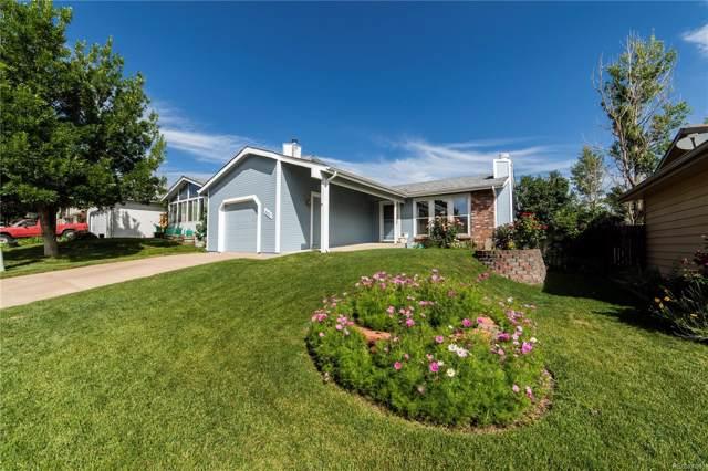8670 Bluegrass Circle, Parker, CO 80134 (MLS #4093055) :: 8z Real Estate