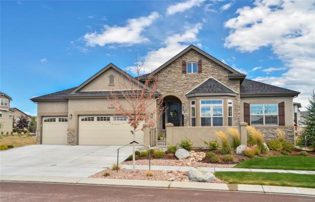 12527 Chatter Creek Court, Colorado Springs, CO 80921 (MLS #4093240) :: Kittle Real Estate