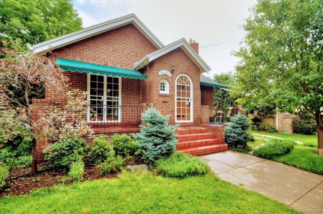 2050 Forest Street, Denver, CO 80207 (#4093449) :: The Griffith Home Team