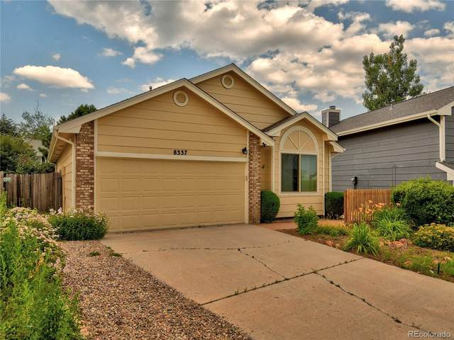 8337 Steadman Drive, Colorado Springs, CO 80920 (MLS #4093743) :: Clare Day with Keller Williams Advantage Realty LLC