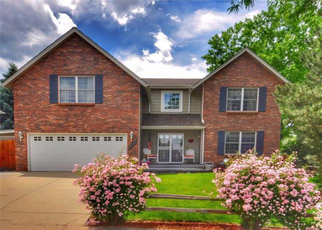 3017 S Flower Court, Lakewood, CO 80227 (#4093774) :: The City and Mountains Group
